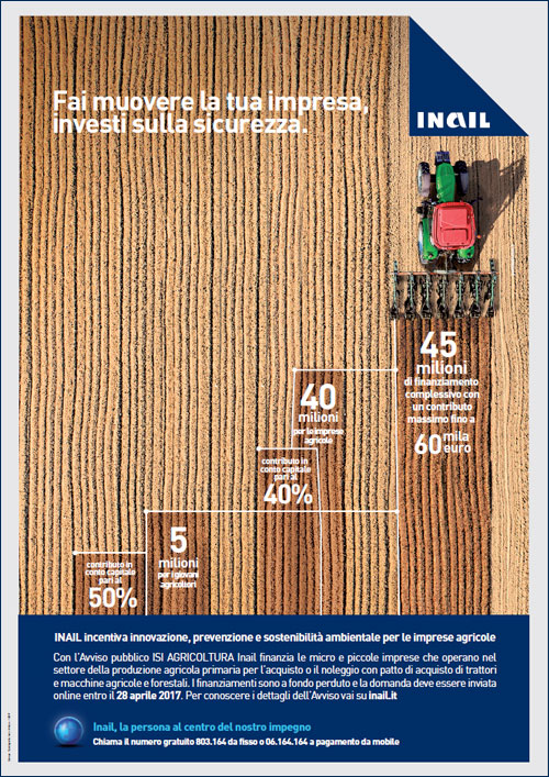 Immagine campagna Isi agricoltura 2016