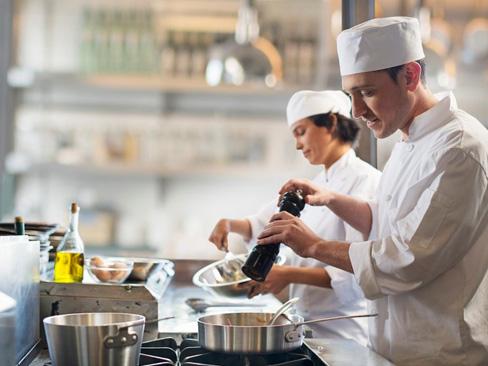 laboratorio cucina