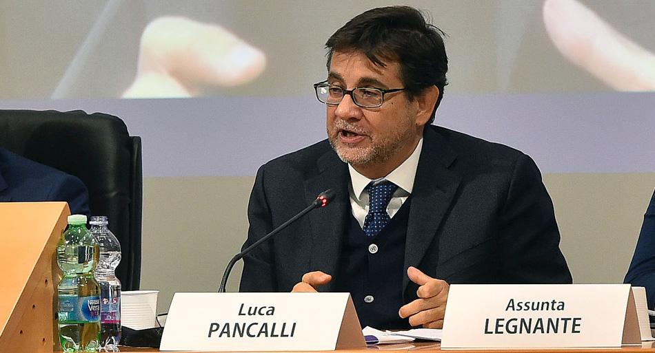 Luca Pancalli  - Presidente Comitato italiano paralimpico