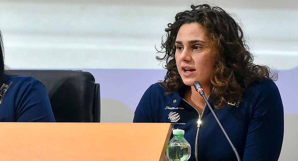 Giulia Ghiretti - Atleta paralimpica