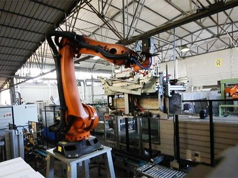 Immagine storiediprevenzione robot conserve