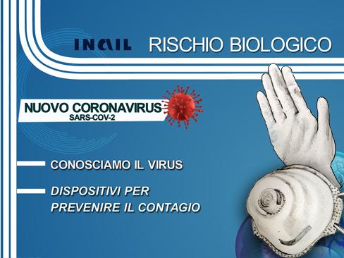 Coronavirus, rischio biologico
