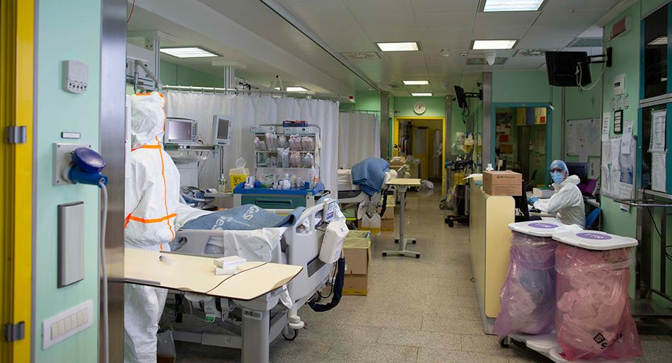 La terapia intensiva del Covid2