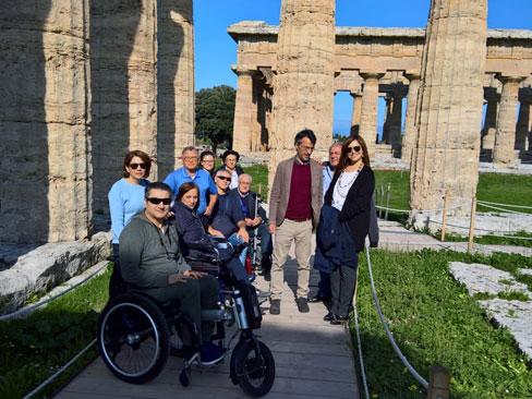 Visita Paestum
