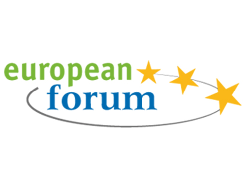 Logo European Forum
