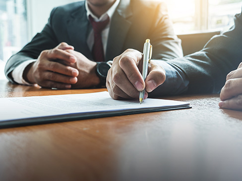 Firma del protocollo in Umbria su prevenzione e controllo irregolrità sul lavoro per contrastare le morti bianche