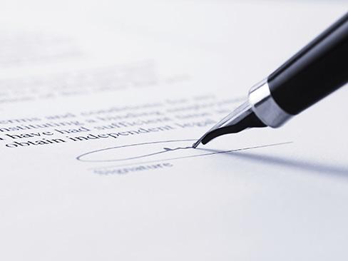 Firma protocollo Inail Patronati Lombardia