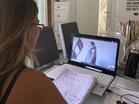 riabilitazione audio video centro protesi inail roma