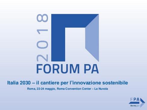 Comunicazione, ricerca, innovazione: l'Inail alla 29esima edizione del Forum PA