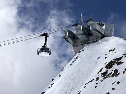 Immagine Sky Way Monte Bianco