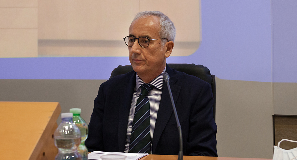 Stefano Signorini - Coordinatore della Sezione supporto alla prevenzione Dimeila Inail
