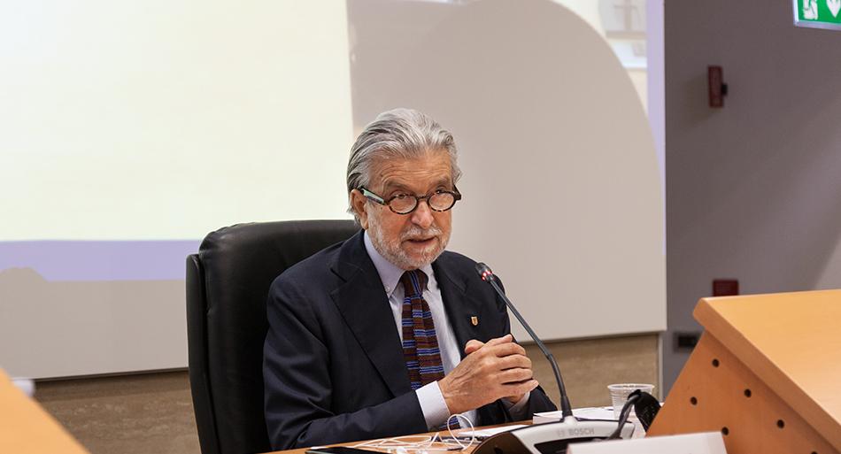 Cesare Damiano - Consigliere di Amministrazione Inail