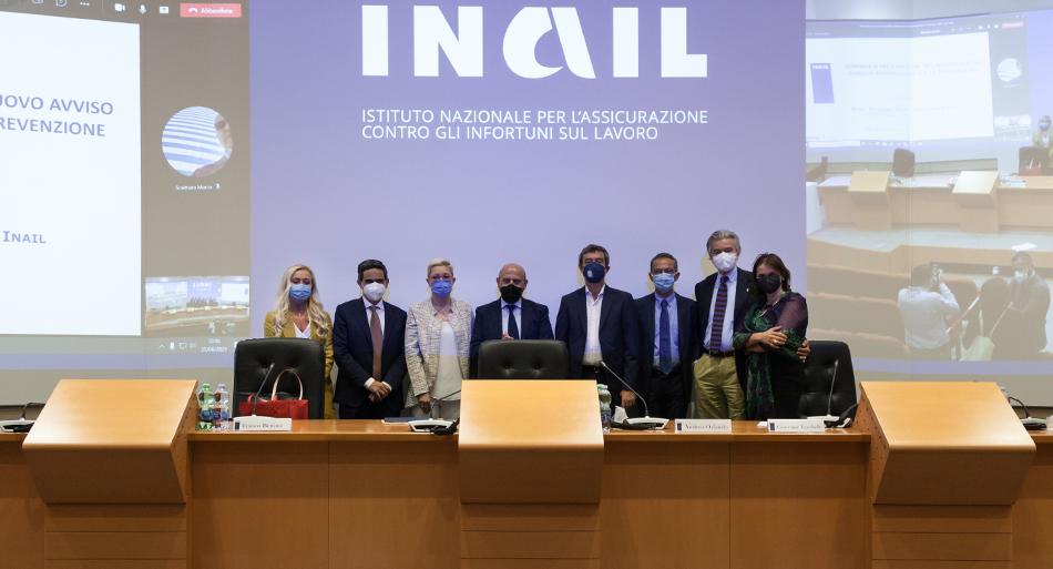 Giornata di presentazione del nuovo Avviso pubblico informazione per la prevenzione