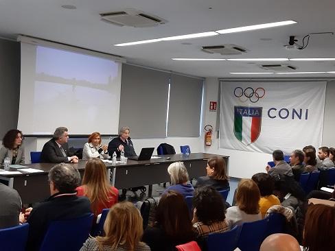 """Si è svolta a Milano, lo scorso 29 gennaio, la giornata formativa Cip-Inail """"Fare squadra, non solo nello sport"""". Tematiche dell"""