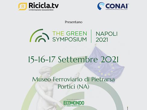 The Green Symposium Napoli 2021