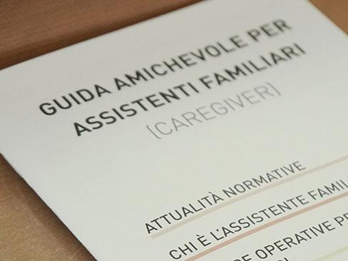All'Inail presentata la Guida per i caregiver familiari