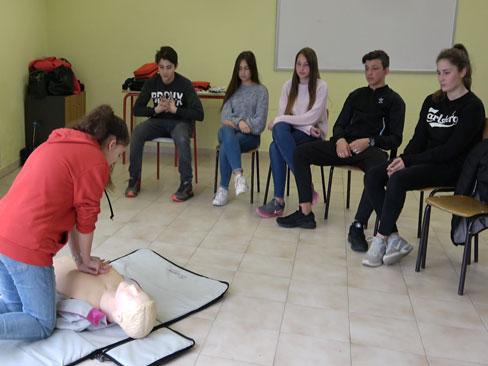 Manovre di primo soccorso, il cortometraggio sulla formazione Inail al Catone Film Festival