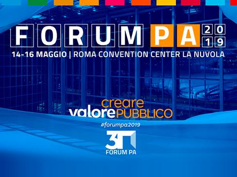 Trasformazione digitale e innovazione, l'Inail alla 30esima edizione del Forum PA