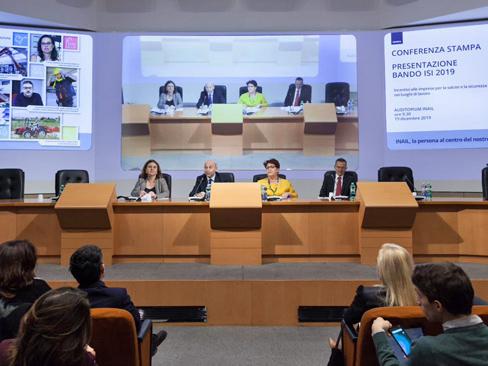 Bando Isi 2019, dall'Inail più di 250 milioni di euro per la sicurezza nei luoghi di lavoro