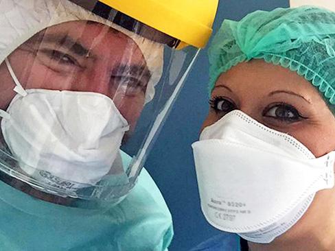 Emergenza Coronavirus, l'Inail avvia la procedura per il reclutamento di 200 medici e 100 infermieri