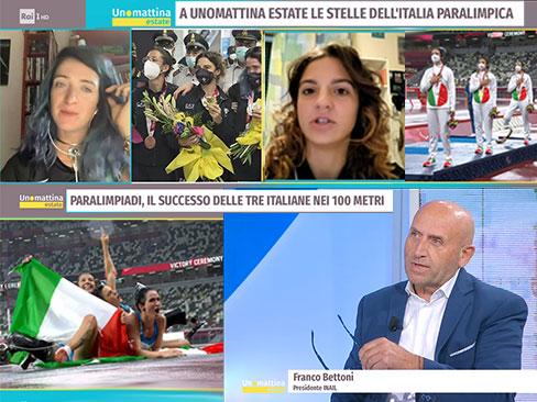 Intervista Uno Mattina
