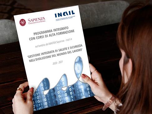 Master Sapienza-Inail, pubblicato il programma didattico degli 11 corsi di alta formazione