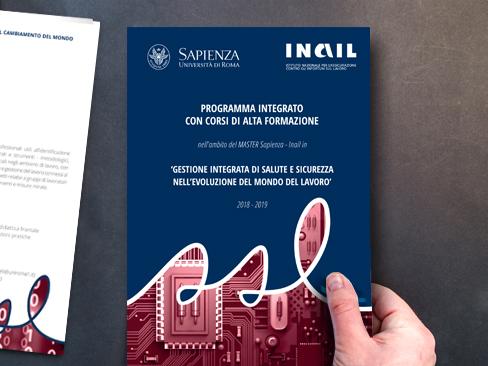 Master Sapienza-Inail, online il programma didattico dei nove corsi di alta formazione