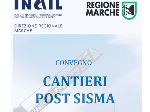 Immagine evento cantieri post sisma marche