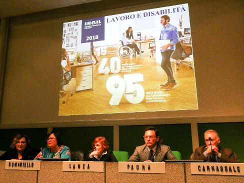 Reinserimento e integrazione lavorativa, a Torino presentati i nuovi servizi Inail