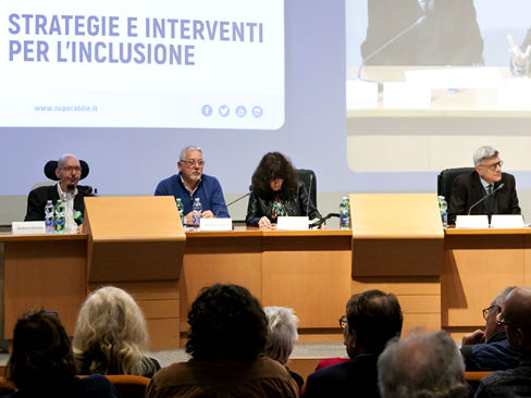 La disabilità è una barriera SuperAbile: all'Inail presentate strategie e iniziative per l'inclusione