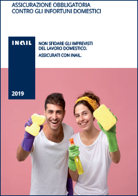 Immagine - Opuscolo infortuni domestici 2019