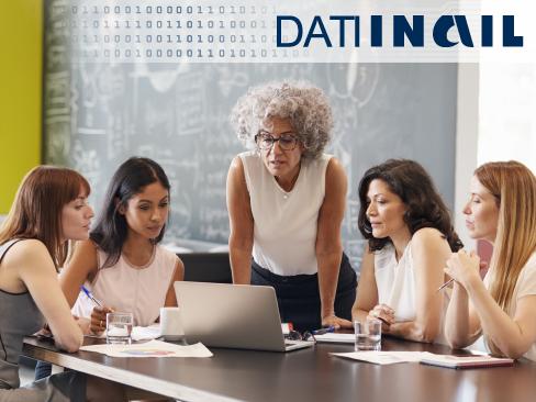 Gender gap e rischio infortunistico al femminile nel nuovo numero di Dati Inail