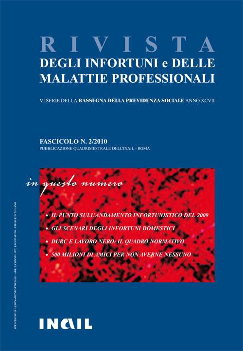 Immagine copertina del fascicolo 2-2010