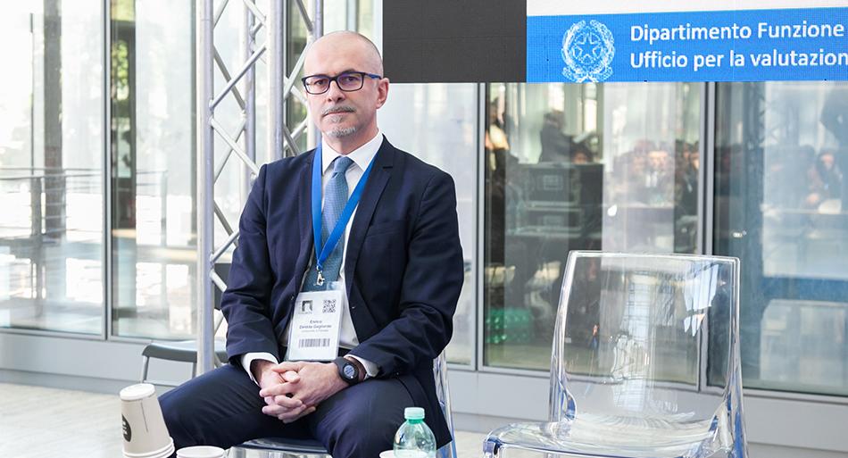 Enrico Deidda Gagliardo - Componente della Commissione Tecnica per la Performance Dipartimento della Funzione Pubblica