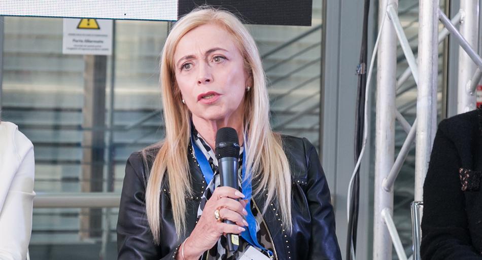Ester Rotoli - Direttore centrale prevenzione Inail