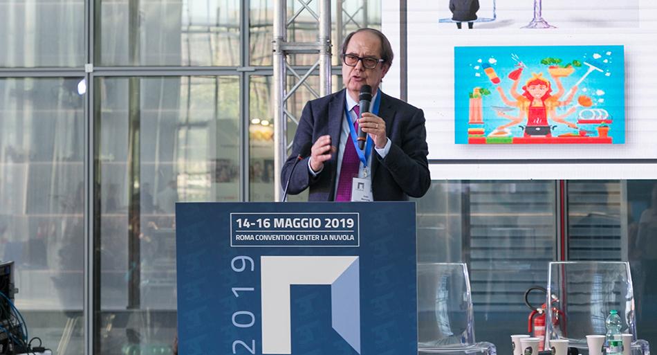 Aldo Morrone - Direttore Scientifico Istituti Fisioterapici Ospitalieri