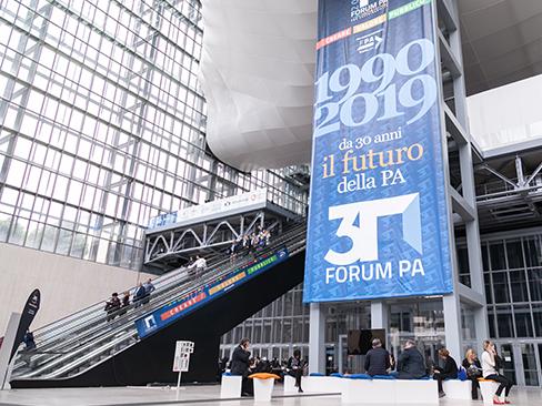 Forum PA 2019, l'innovazione Inail in vetrina nella nuvola dell'Eur