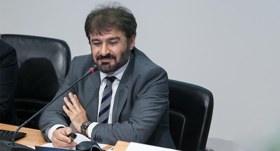 Mario Recupero - Dirigente comunicazione Inail