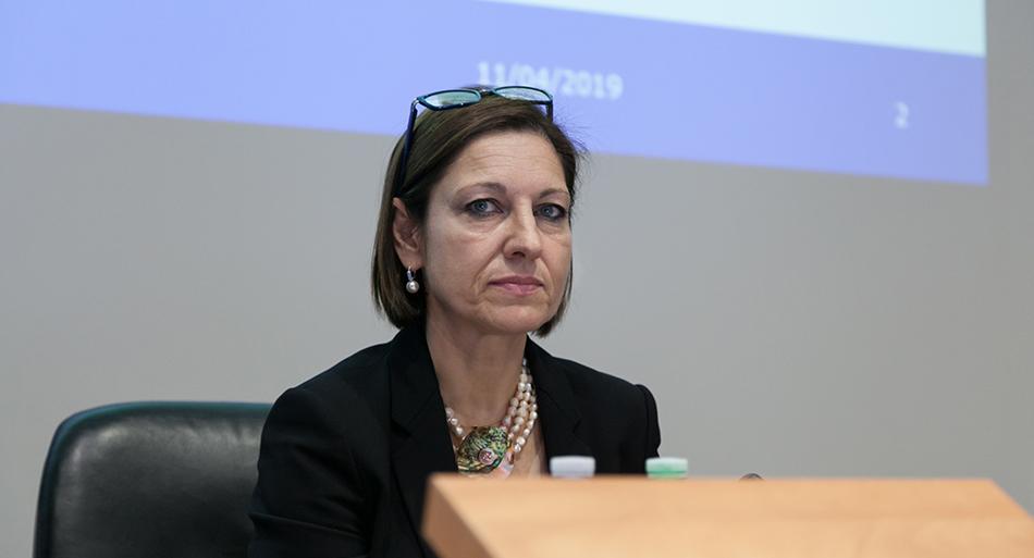 Silvia D'Amario - Coordinatore generale CSA Inail