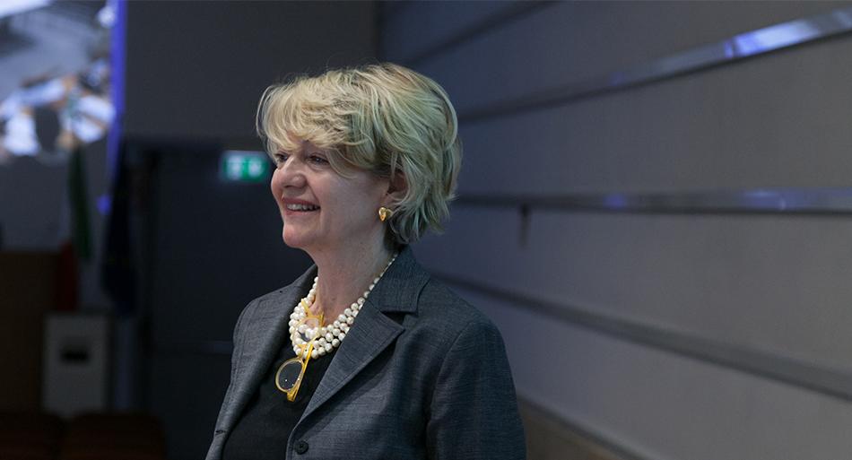 Elisa Saldutti - Dirigente medico Sovrintendenza sanitaria centrale Inail