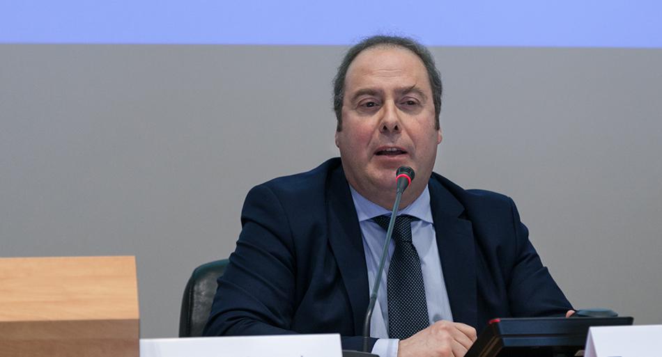 Pier Francesco Benvenuto – Direttore ufficio coordinamento gestionale e supporto alle attività di ricerca corrente e finalizzata Inail