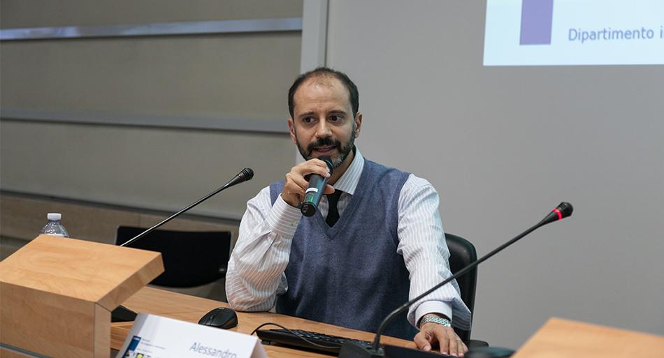 Alessandro Ledda - Inail