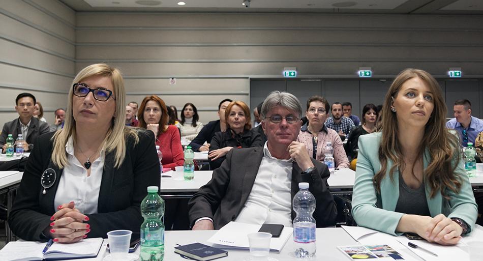 Delegazione Montenegro