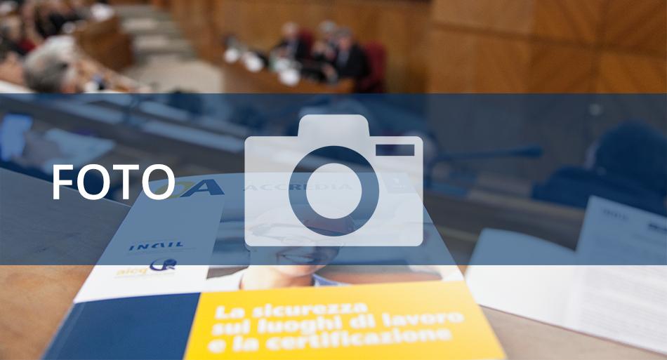 Osservatorio Accredia - La sicurezza sui luoghi di lavoro e la certificazione