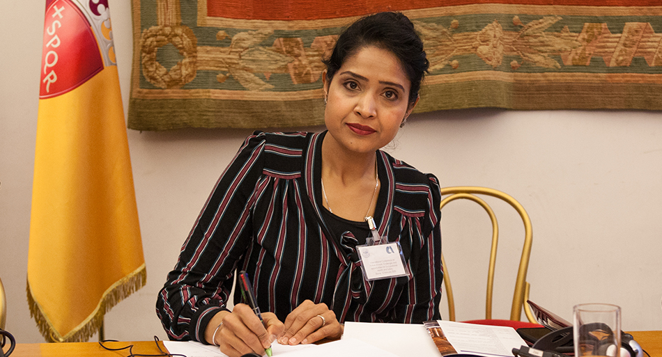 Minha Rajput-Ray - Medical Director, Head of Wellbeing Innovation@ Work Initiative, St John's Innovation Centre, Cambridge - UK