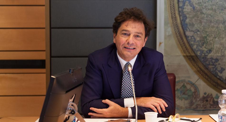 Giovanni Paura - Direttore centrale pianificazione e comunicazione Inail