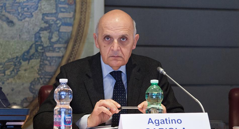 Agatino Cariola - Direttore centrale rapporto assicurativo Inail