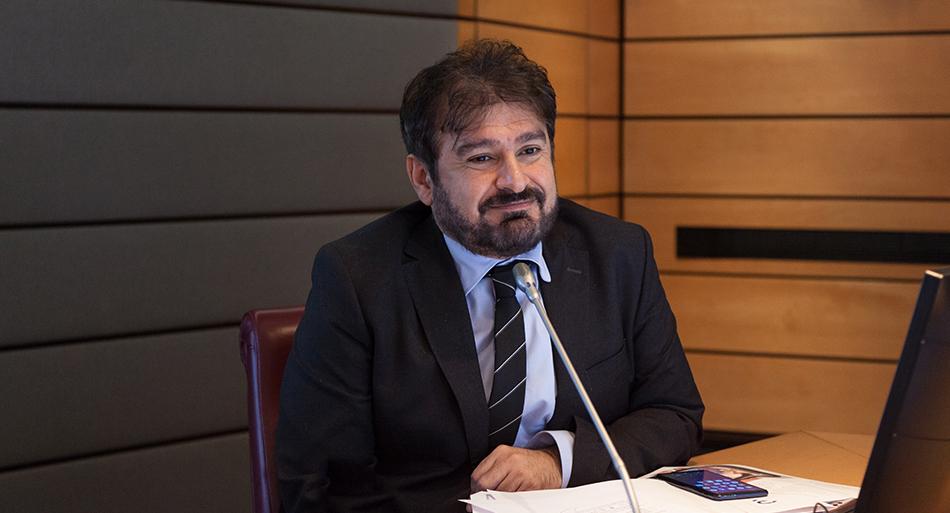 Mario Recupero - Dirigente Ufficio Comunicazione esterna e relazioni internazionali Inail