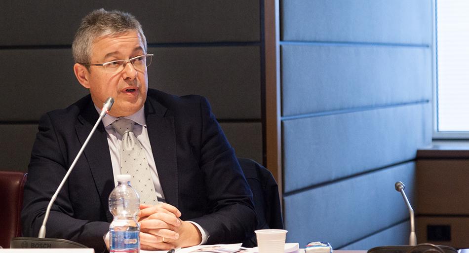 Flavio Iodice - Dirigente sviluppo ed esercizio dei servizi digitali Inail