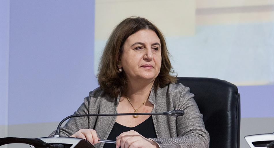 Nunzia Catalfo - Ministra del Lavoro e delle Politiche sociali